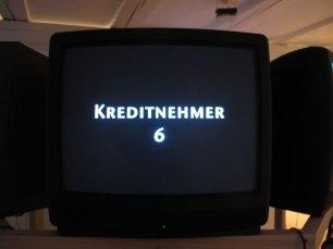 Ausstellung 2012 | KREDIT #7 // kettenfilme // arbeiten für andere // | Nextex St. Gallen